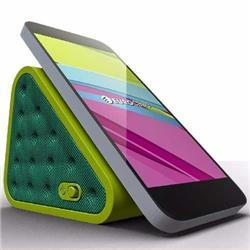 Parlante Eurocase Congo con Bluetooth EUS-280BT (verde)