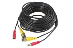 Cable De Video + Alimentacion 30 METROS  DVR-BNC2