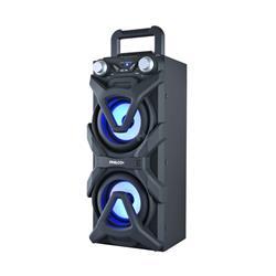 PARLANTE PORTATIL PHILCO C/BLUETOOTH USB FM DJP10 500W