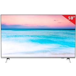 Smart TV Philips 58 4K Ultra HD ultradelgado 58PUD6654/77