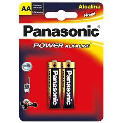 Pila PANASONIC AA Blister X 2 Unidad