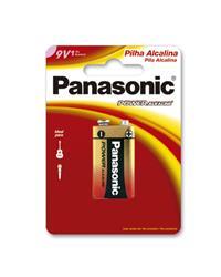 Pila PANASONIC Alcalina 9V Blister X 1 Unidad