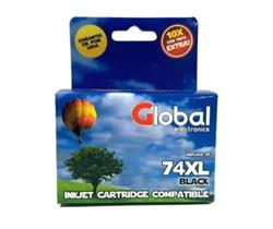 Cartucho Alternativo GLOBAL P/HP CB336WL 74XL Negro
