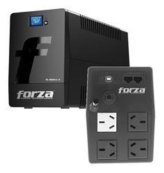 UPS FORZA Smart Interactive 800VA/480W 4 IRAM SL-802UL-A