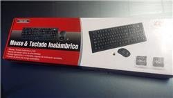 Teclado + Mouse Inalambrico GTC  CBG-005