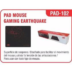 Pad Mouse Gamer Earthquake Control Pad-102