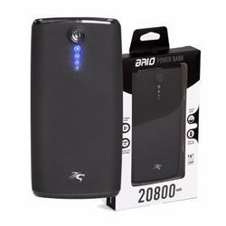 Cargador Portatil Brio 20800mAh Negro Mate LS-2180