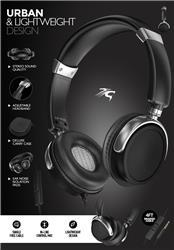 Auriculares PHAINT BLACK LS-4230