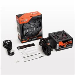 Fuente LNZ ZX650-LS 650W / FAN 120mm