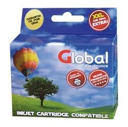 Cartucho Alternativo GLOBAL P/HP L0S68AL 954XL Amarillo