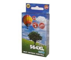 Cartucho Alternativo HP Global CB323WN 564XL Cyan
