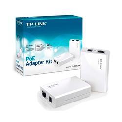 Kit Ethernet Poe TP-Link  TL-POE200 12/9/5VDC 100Mbps