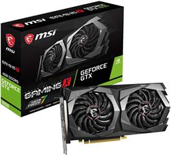 Placa de Video MSI  GeForce GTX 1650 GDDR6 4GB GAMING X