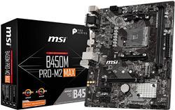 Motherboard MSI B450M PRO-M2 MAX SAM4
