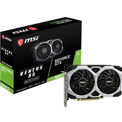 Placa de Video MSI GeForce GTX 1660 Ti Ventus XS OC 6GB GDDR6