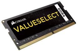MEMORIA RAM SODIMM DDR4 Corsair 4GB 2133MHz Value