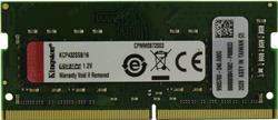 MEMORIA RAM SODIMM Kingston DDR4 16GB 3200Mhz KCP432SS8/16