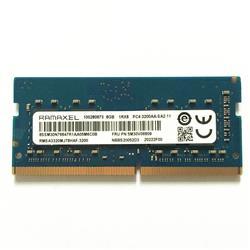 MEMORIA RAM SODIMM Ramaxel DDR4 8GB 3200Mhz  SIN CAJA