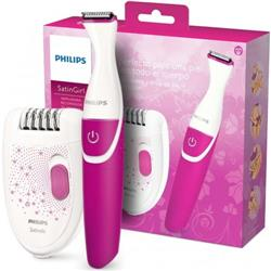 Depiladora + Trimmer PHILIPS HP6547/05