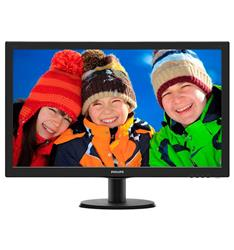 MONITOR PHILIPS LED 24 243V5LHSB/55 HDMI/VGA/DVI