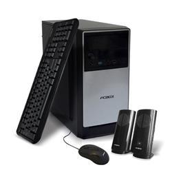 PC PCBOX AMD E1-6010 8GB 240GB SSD FreeDos