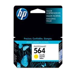 CARTUCHO HP Amarillo (CB320WL #564)