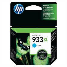 CARTUCHO HP Cyan (CN054AL #933XL)