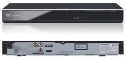 Reproductor de DVD Panasonic DVD-S700PR-K