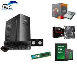 PC ARMADA AMD RYZEN 3200G 8GB 240GB