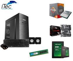 PC ARMADA AMD RYZEN 3 PRO 2200G 8GB 240GB