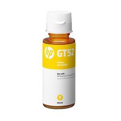 BOTELLA De Tinta Original HP GT52 HEWM0H56AL Amarillo