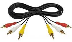 Cable Rca A Rca Noganet Ac-300 1.8Mts