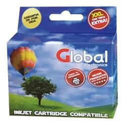 Cartucho Alternativo GLOBAL P/Epson T206 Magenta