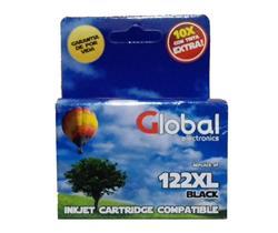 Cartucho Alternativo HP Global CH563HL 122XL Negro