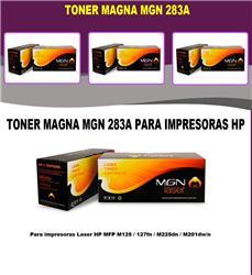 TONER MAGNA Alternativo (MGN-283A) Negro
