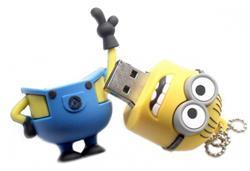 PENDRIVE Minions 8GB