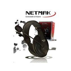 Auricular C/microfono Special Black NM-230