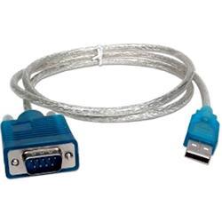 CABLE ADAPTADOR USB A SERIAL DB9 NETMAK NM-C14