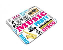 Mouse Pad Liso Rock NM-M1221
