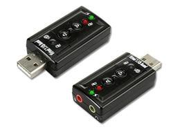 PLACA DE SONIDO 7.1 USB NETMAK NM-SU8CH