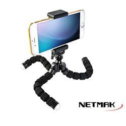 Mini Tripode Netmak camara celular NM-TRIP2