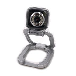 WEBCAM NETMAK CON MICROFONO 480P NM-WEB01 640X480 PLUG