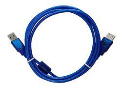 Cable Alargue USB 2.0 REAL AM-AH 1.8Mts (NSCALUS2R)