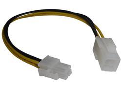 Cable extension de 4 pines para fuente ATX Nisuta (NSCAL4P)