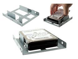 Adaptador para discos 2.5 en bahia de 3,5 Nisuta