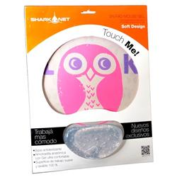 Pad Mouse Con Gel - Shark Net BUHO