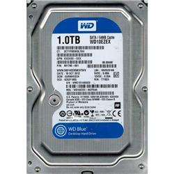 DISCO RIGIDO Western Digital 1TB -WD10EZEX- 3.5 Blue