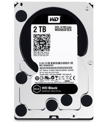 DISCO RIGIDO Western Digital 2TB (WD2003FZEX) 3.5 Black