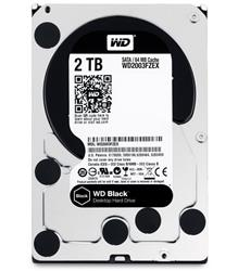 DISCO RIGIDO Western Digital 2TB Black